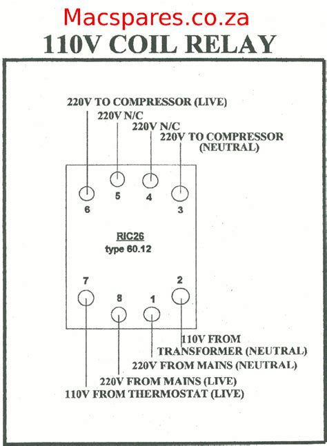 free download ebooks 110v Relay Wiring Diagram