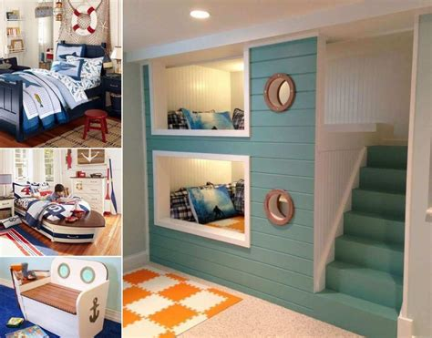 12 Kids Bedrooms with Cool Built Ins Interior Design Ideas
