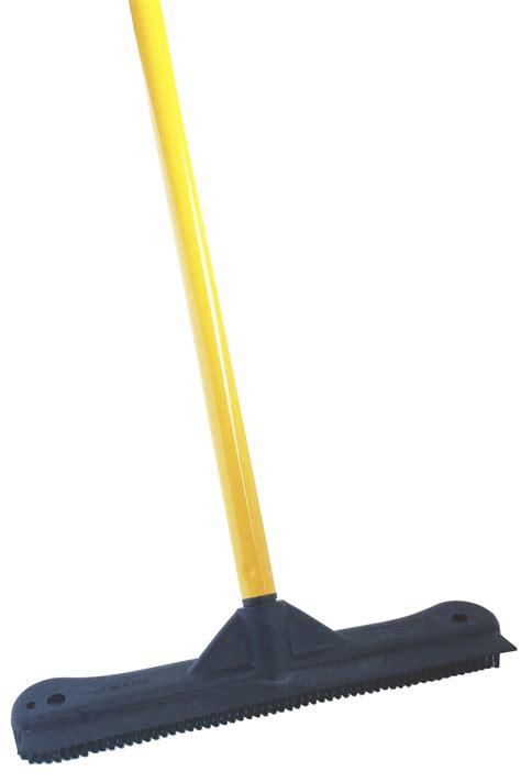 12 in Household Sweepa Rubber Broom simplygoodstuff