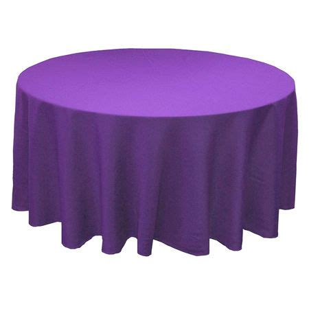 120 Round Polyester Tablecloths Smarty Had A Party