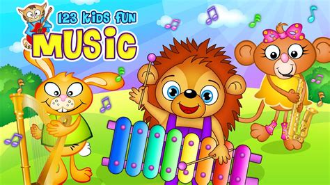 123 Kids Fun MUSIC Games Free Android Apps on Google Play