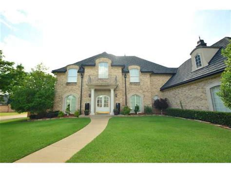 12601 Brickstone Court Oklahoma City OK Homes
