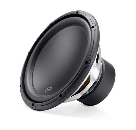 12W3v3 4 Car Audio Subwoofer Drivers W3v3 JL Audio