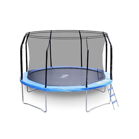 12ft Trampoline TheBigBounce No1 Fitness