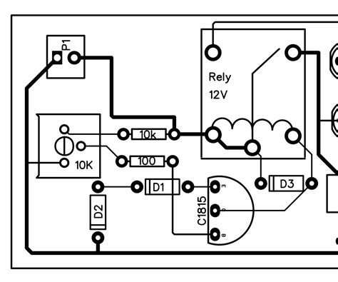 12v Battery Charger Circuit with Auto Cut off Circuits
