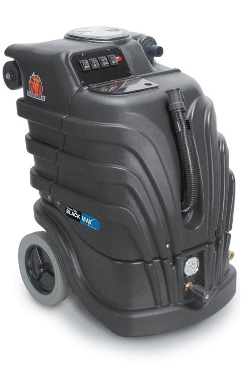 13 Gallon Black Max Hot Water Carpet Extractor Powr Flite