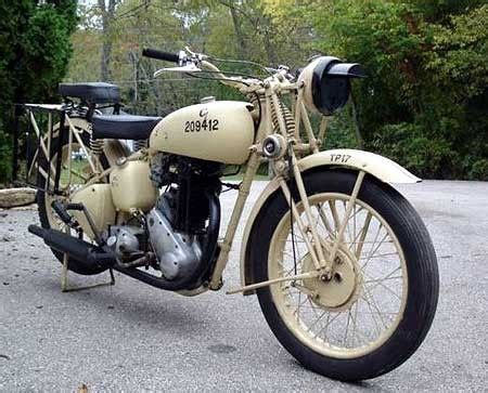 134 Years of Triumph Motorcycle History