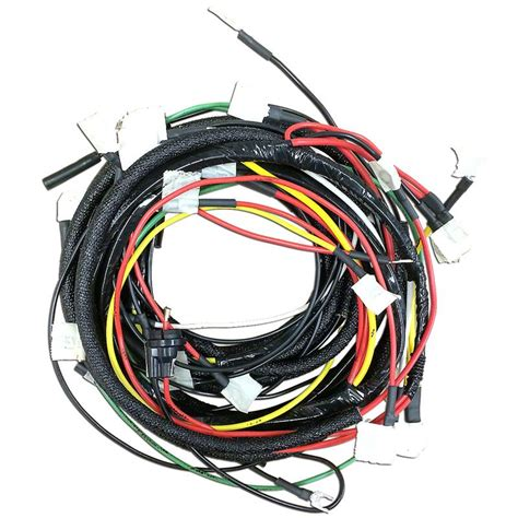 1964 ford ranchero wiring diagram images 14 circuit ford restoration wiring harness