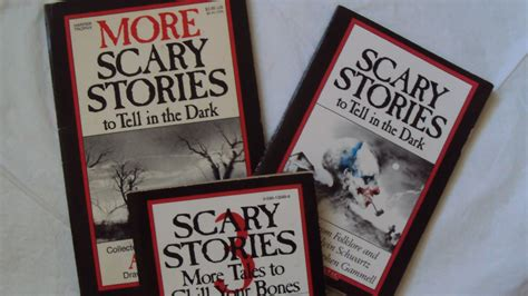 14 Terrifying Facts About Scary Stories to Tell in the