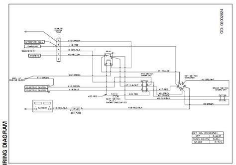 free download ebooks 1440 Cub Cadet Wiring Diagram