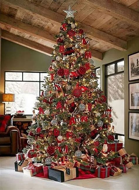 15 Decorated Christmas Tree Ideas Pictures of Christmas
