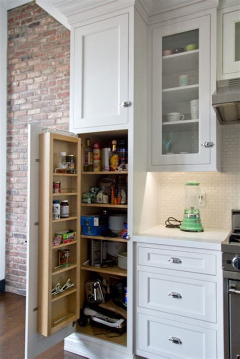 15 Smart Creative Storage Solutions from Our Kitchen Tours