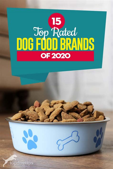 15 Top Dog Food Brands 2017 Review Best Dry Dog Foods