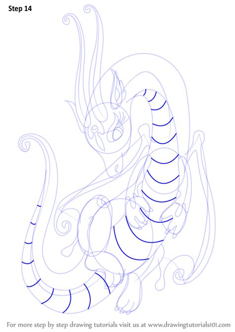 15 Top Tutorials On How To Draw A Dragon SloDive