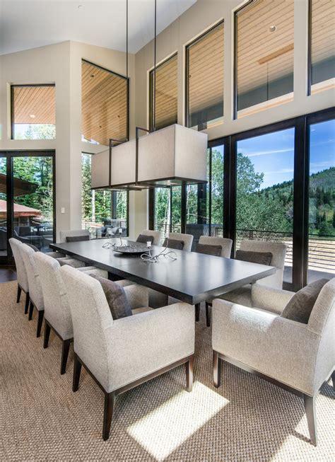 156 794 Contemporary Dining Room Design Photos Houzz