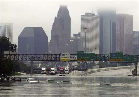16 years ago Tropical Storm Allison inundated Houston
