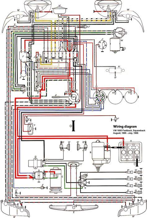 free download ebooks 1600 Vw Beetle Wiring Diagram