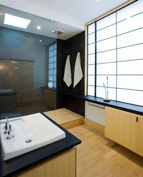 18 Stylish Japanese Bathroom Design Ideas Decoist