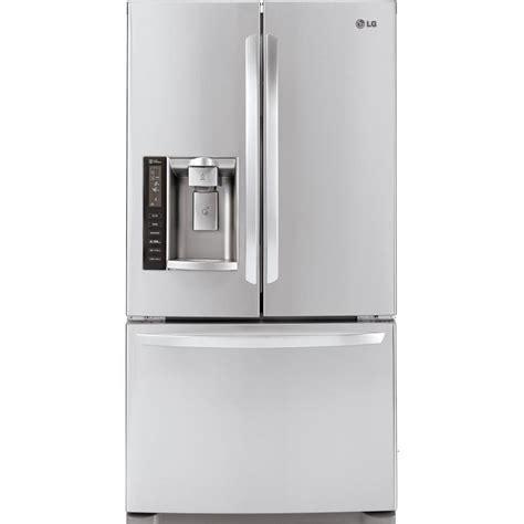19 8 Cu Ft Cabinet Depth French Door Refrigerator
