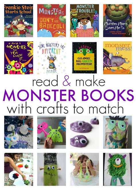 19 Monster Books For Kids No Time For Flash Cards