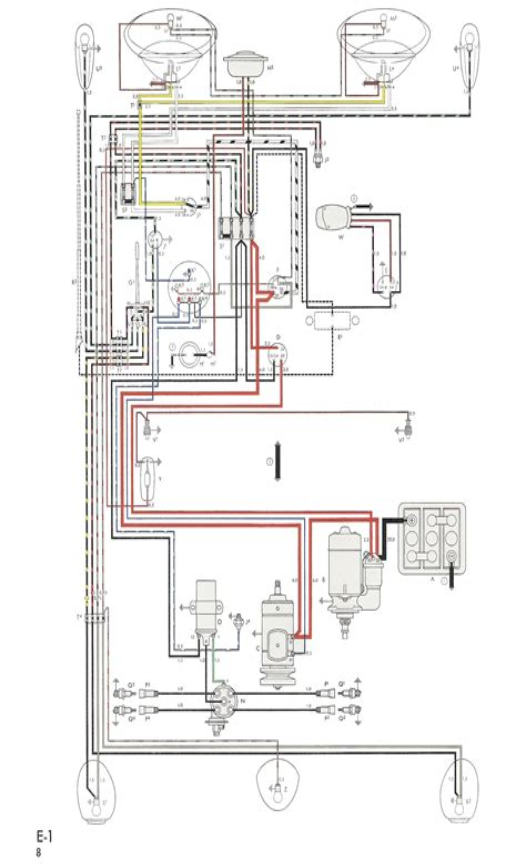 free download ebooks 1960 Jeep Wiring Schematic