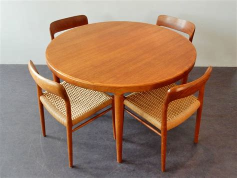 1960s Dining Table and Chairs eBay