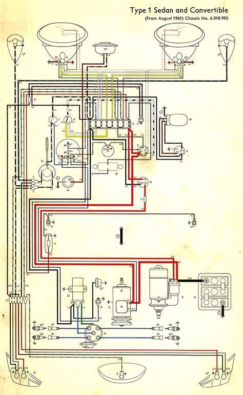 free download ebooks 1962 Vw Bug Wiring Diagram