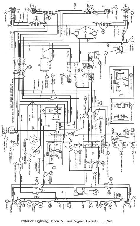 free download ebooks 1963 Ford Falcon Wiring Diagram Schematic