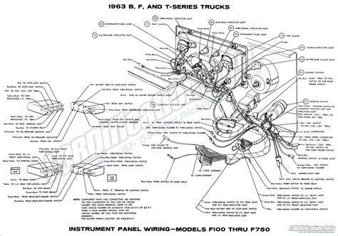 free download ebooks 1963 Ford Truck F 100 Wiring Diagrams