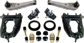 1965 1966 Mustang Front Suspension Kit Grab A Trak