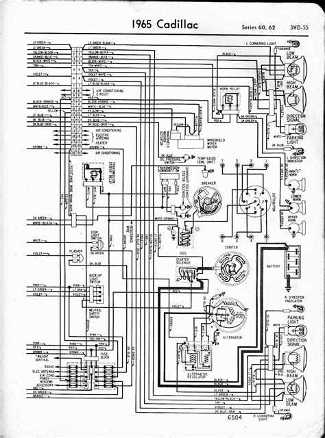 free download ebooks 1965 Cadillac Wiring Diagram