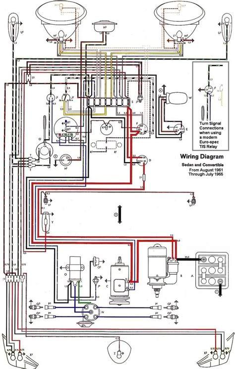 free download ebooks 1965 Volkswagen Wiring Diagrams