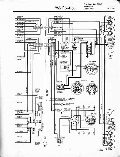 1966 Pontiac Wiring Diagram