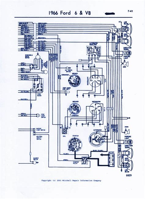 free download ebooks 1966 Ford Thunderbird Wiring Diagram