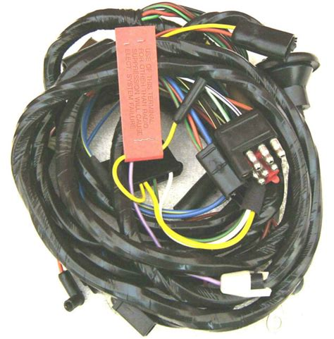 free download ebooks 1967 Cougar Wiring Harness