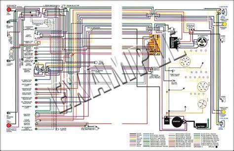 1968 Firebird Wiring Schematics