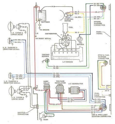 free download ebooks 1969 Chevy C10 Wiring Diagram