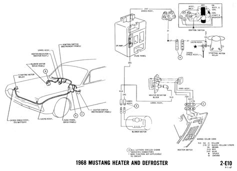 free download ebooks 1969 Mustang Heater Control Wiring Diagram