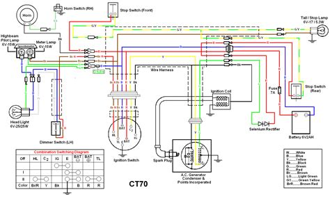 honda ct70 k3 wiring diagram images honda ct70 trail 70 1976 usa 1971 honda ct70 wiring diagram allsuperabrasive