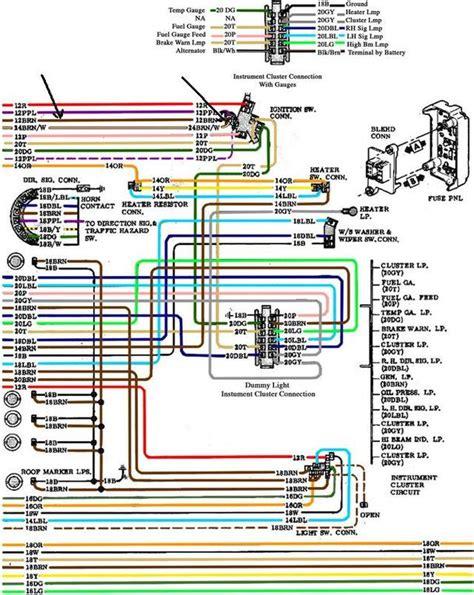 free download ebooks 1972 K10 Wiring Diagram
