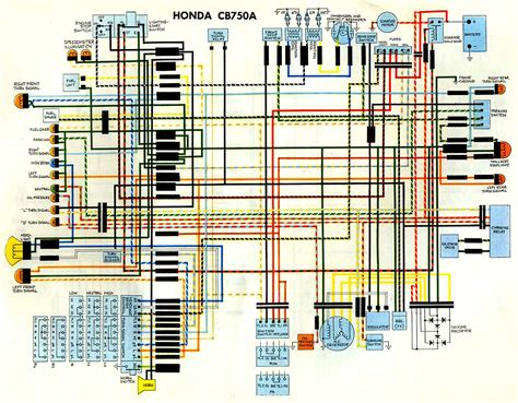 cb750 bobber wiring diagram images 1976 honda cb750 wiring diagram 1976 image about