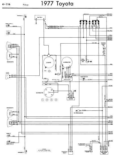 free download ebooks 1977 Toyota Pickup Wiring Diagram