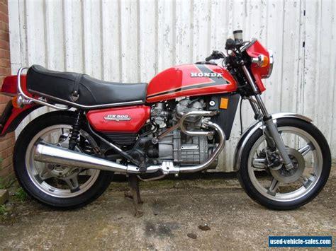 1978 Honda CX500 Old Bike Barn
