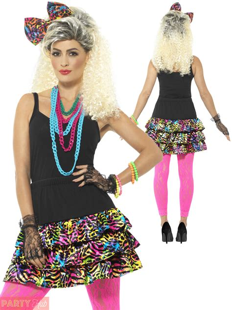 1980s Costumes and Accessories 80s Fashion