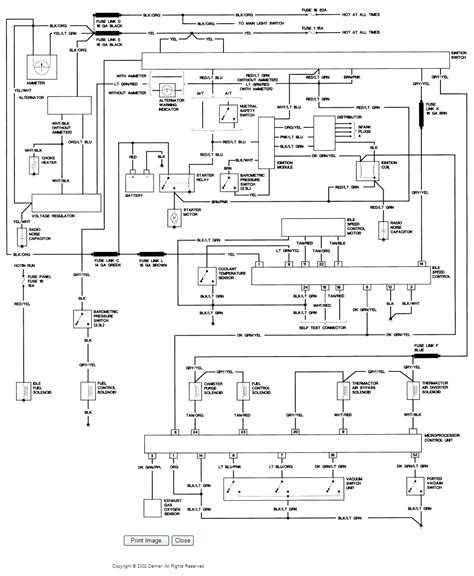 free download ebooks 1985 Ford Ranger Electrical Wiring Diagram
