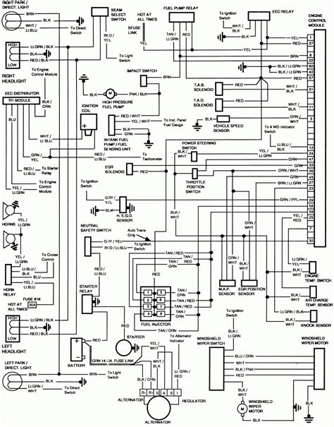 1986 bronco ii fuel wiring diagram images ford bronco and f 1986 ford bronco 2 9 engine wiring diagram image