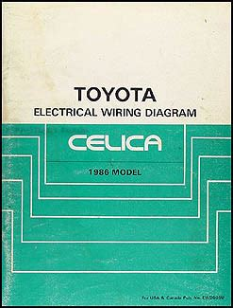 1986 toyota pickup wiring diagram diagrams and schematics images 1986 toyota celica wiring diagram 1986 wiring diagrams
