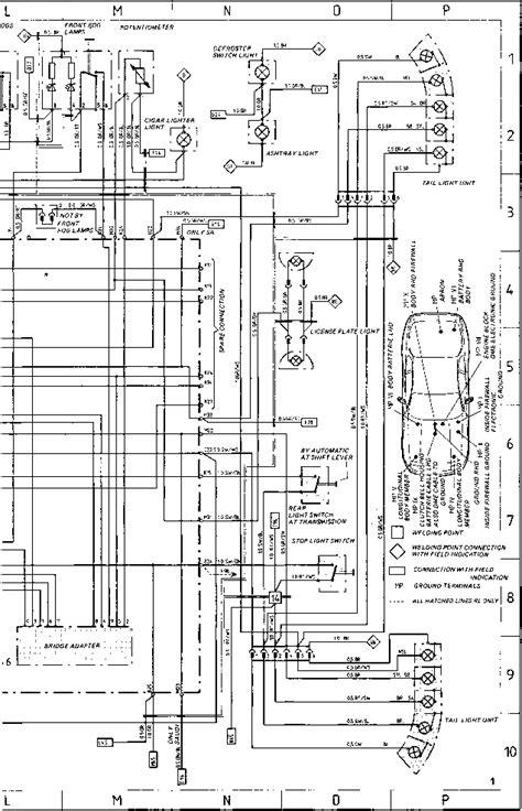 free download ebooks 1987 Porsche 944 Electrical Wiring Diagram