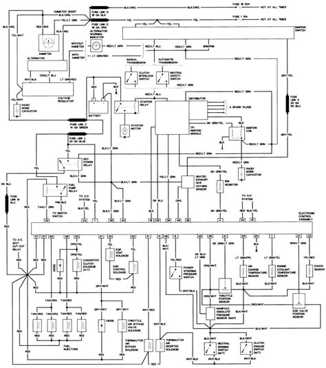 1988 Ford Bronco Car Audio Wiring Guide ModifiedLife