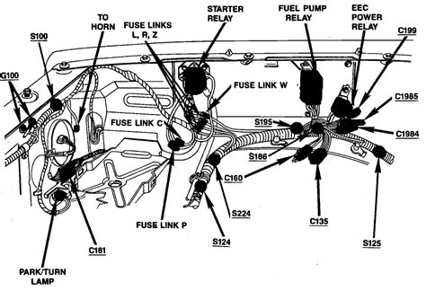 1988 Ford Bronco Fuel Pump Location Tractor Wiring And
